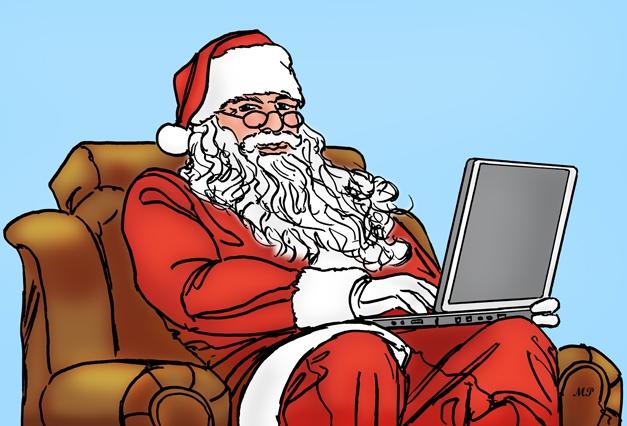 Santa Claus by MP69